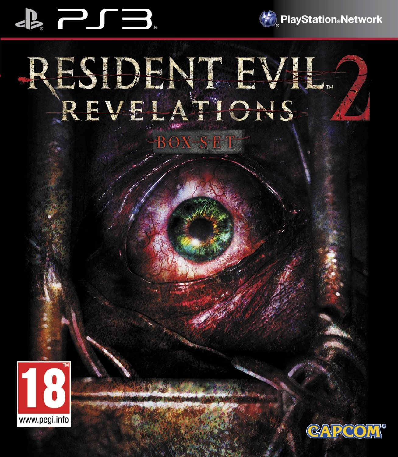 RESIDENT EVIL REVELATIONS 2 EPISODE 2 - PS3