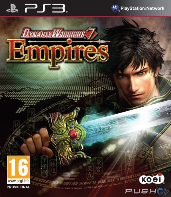 DYNASTY WARRIORS 7 EMPIRES – PS3