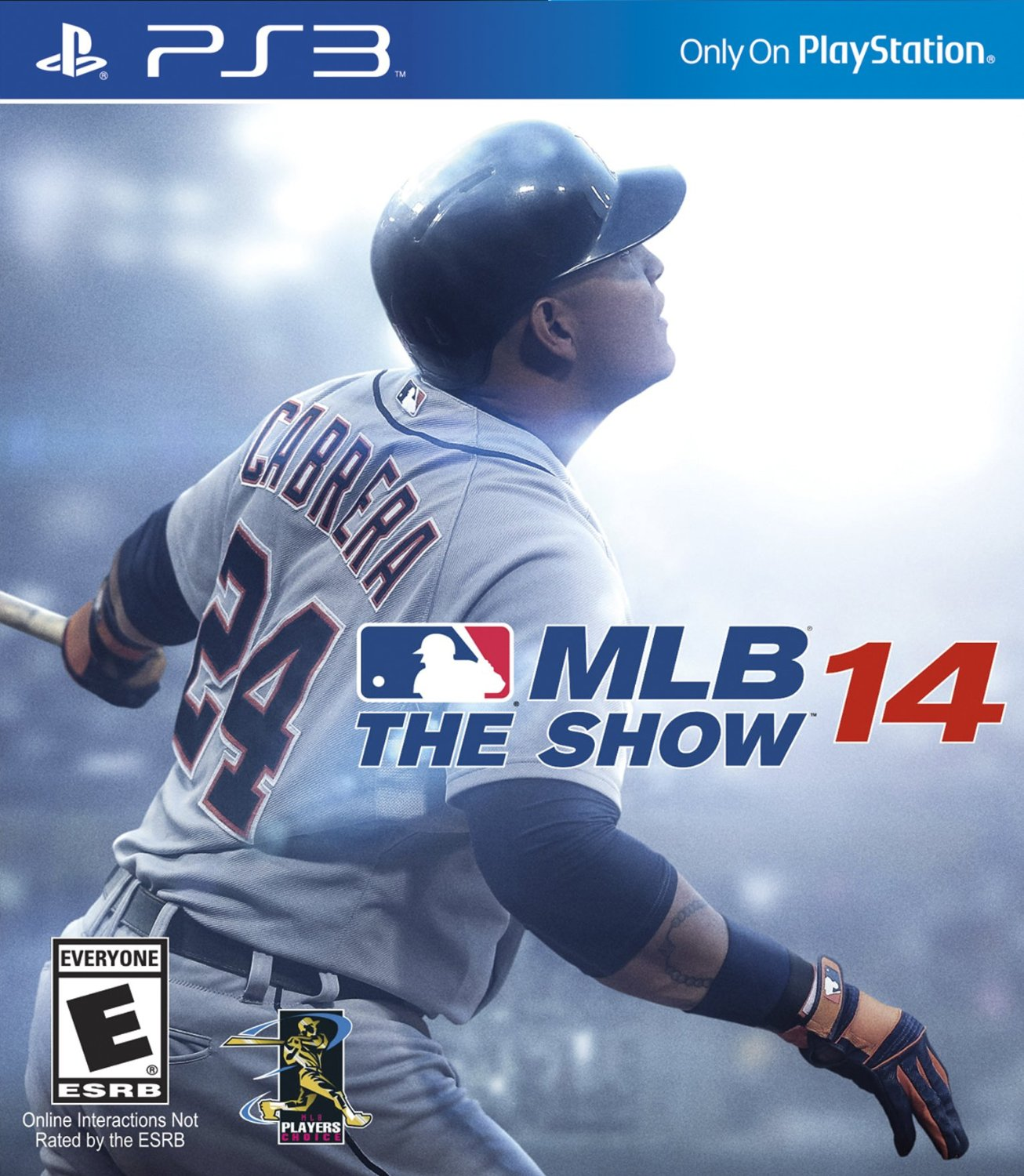 MLB 15 THE SHOW – PS3